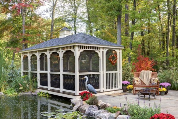 Benefits of Adding a Gazebo to Your Yard